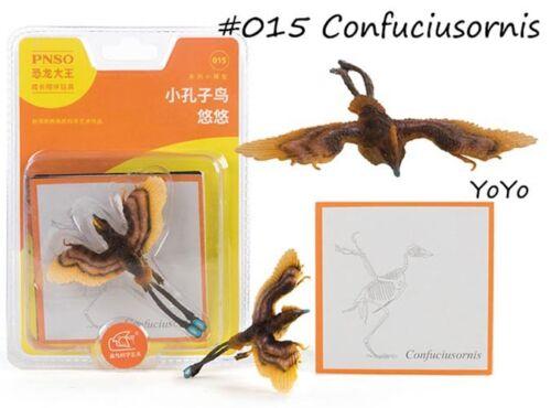 Pnso Raro Kinder Dinosaurio darse cuenta Figura Museo Arte conjunto modelo de educación científica