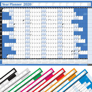 2020-Annual-Yearly-Wall-Calendar-Chart-2021-Forward-Planner-Unmounted-B2-B3-Size