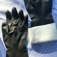 16 Gloves Rubber Cleaning Washing Heavy Duty Industrial Xssmlxl France Made