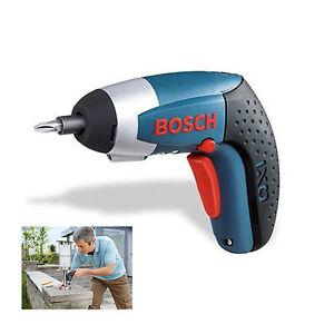 bosch ixo 3 3 6v professional cordless screwdriver lithium ion 220v free fedex ebay. Black Bedroom Furniture Sets. Home Design Ideas