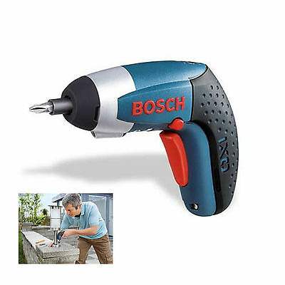 BOSCH IXO 3 3.6V Professional Cordless SCREWDRIVER Lithium-ion 220V [Free FedEx]