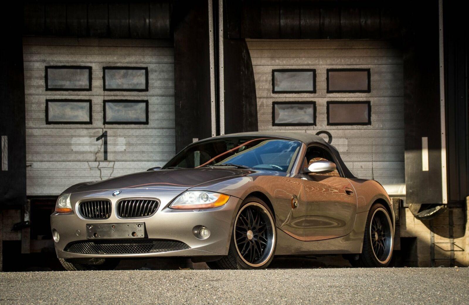 BMW Z4 3,0 Roadster 2d