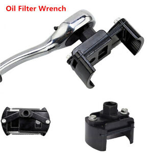 Auto-Tool-Oil-Filter-Wrench-Cup-1-2-034-Housing-Spanner-Remover-60-80mm-Adjustable