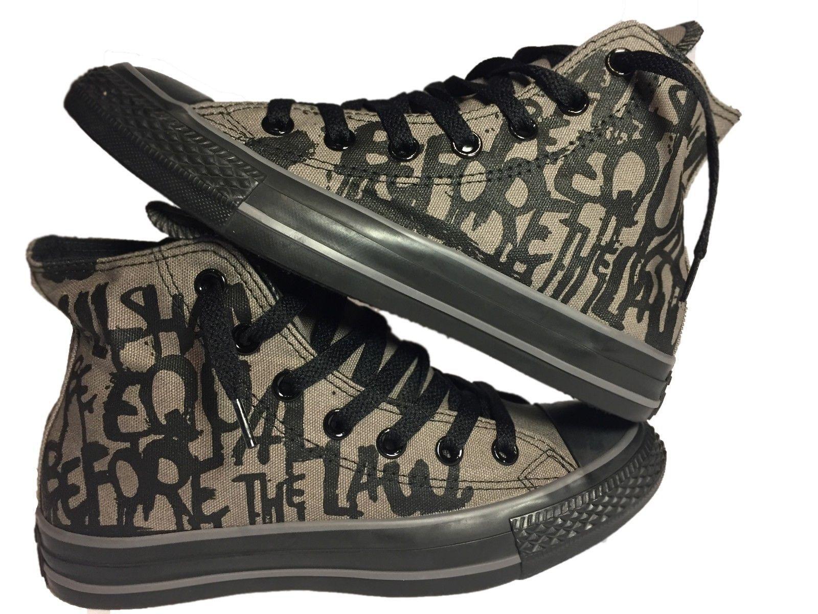 Chuck Taylor All Star Converse Fashion CT Hi top Charcoal Grey 139748F