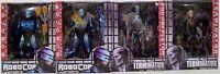 Robocop Vs. The Terminator 1993 Video Game 7 Inch Figure Set Of 4 Neca 2014
