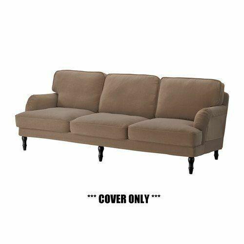 Magnificent Ikea Stocksund 3 5 Seat Sofa 90 5 Cover Slipcover Ljungen Beige New In Box Dailytribune Chair Design For Home Dailytribuneorg