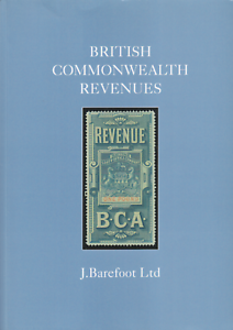 British-Commonwealth-Revenues-by-J-Barefoot-2008-Eighth-Edition-gently-used