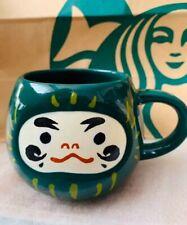 Starbucks Japan New Year 2019 Daruma Doll Mug Cup Starbucks 201 From Japan NEW