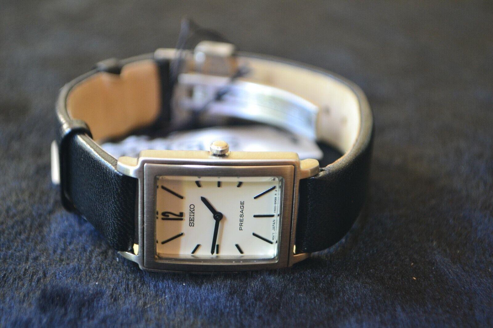 Seiko suy053p1 presage vintage reloj mujer mejorofertarelojes