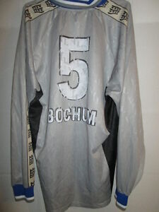 VfL-Bochum-1999-2000-no-5-Match-Worn-3rd-Football-Shirt-with-our-COA