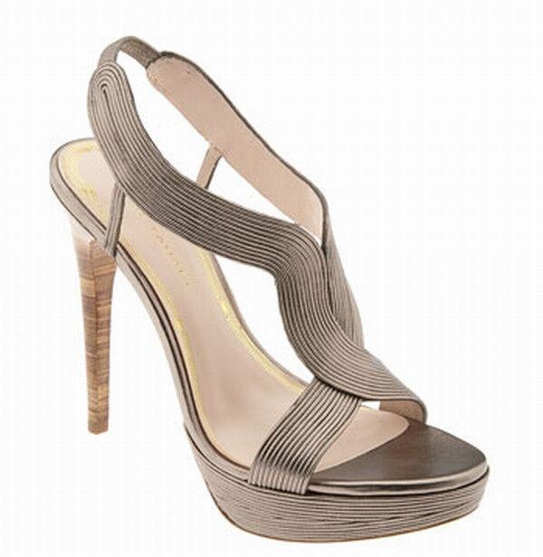 Elie Tahari NIB $448 Cleopatra Sandals Platform Sandals Cleopatra  9.5  10 5b8c78