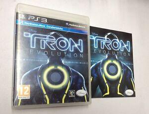 TRON-EVOLUTION-PS3-USATO-FUNZIONANTE