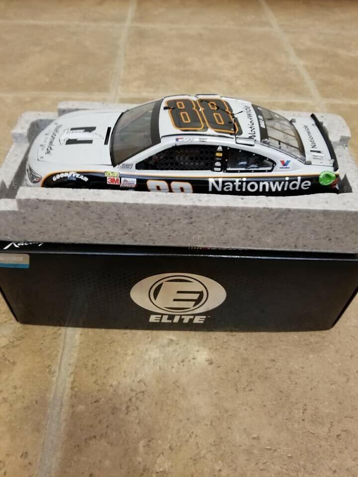 Dale Earnhardt Jr '17 Nationwide Grey Ghost Elite 1 24 Diecast