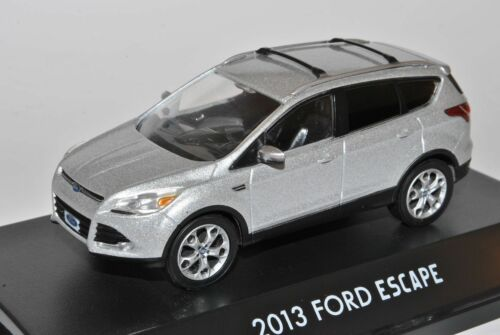 Ford Kuga II Escape Silber Ab 2012 1//43 Greenlight Modell Auto mit oder ohne i..