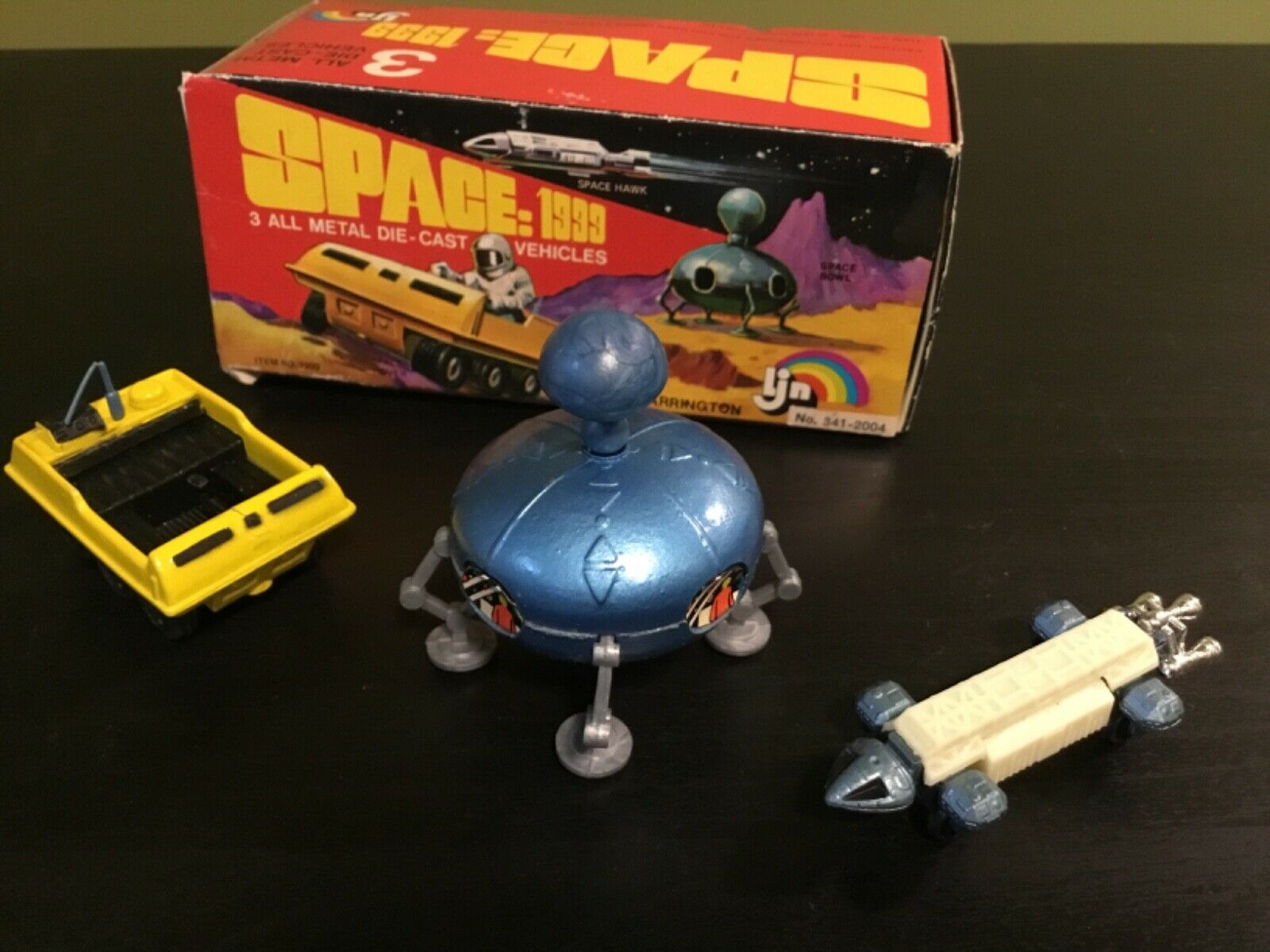 LJN Road Stars Space:1999 set- 5 Awesome Things on eBay this week