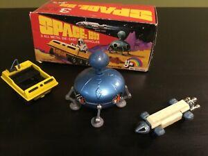 SPACE 1999 BOX SET LJN Barrington Roadstars 1976 ORIGINAL BOX Die Cast Eagle