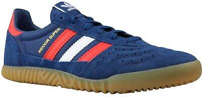 Adidas Indoor Super Herren Sneaker Schuhe BY9769 blau Gr. 40 40,5 42 NEU & OVP | eBay