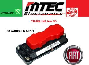 ECU Fiat 12 Months Guaranteed Iaw 59F M3 HW303 HW603 Fiat Punto