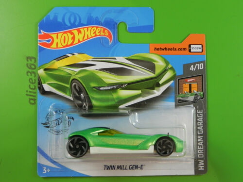 Hot Wheels 2020-Twin Mill gen-e-HW Dream garaje 52-nuevo en caja original