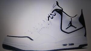 chaussures de sport bcfa4 3ef44 Détails sur Chaussure Jordan Courtside 23, Homme, Neuve, Couleur  Blanche&Noire,Taille 43