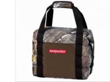 NWT DII REUSABLE RealTree Camo INSULATED Zip Top 6 Can COOLER Hunt Camp BAG