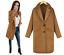 Abrigo-senora-casual-remiendos-clasico-Lang-Camel-elegante-caramelo-marron-gris miniatura 1