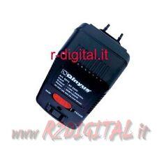 ALIMENTATORE 30W/1600W DA 220V a 110V ITALIA USA TRASFORMATORE CORRENTE RETE