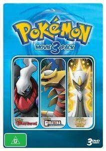 Pokemon-amp-The-Rise-Of-Darkrai-Pokemon-Giratina-amp-The-Sky-Warrior0-free-postage