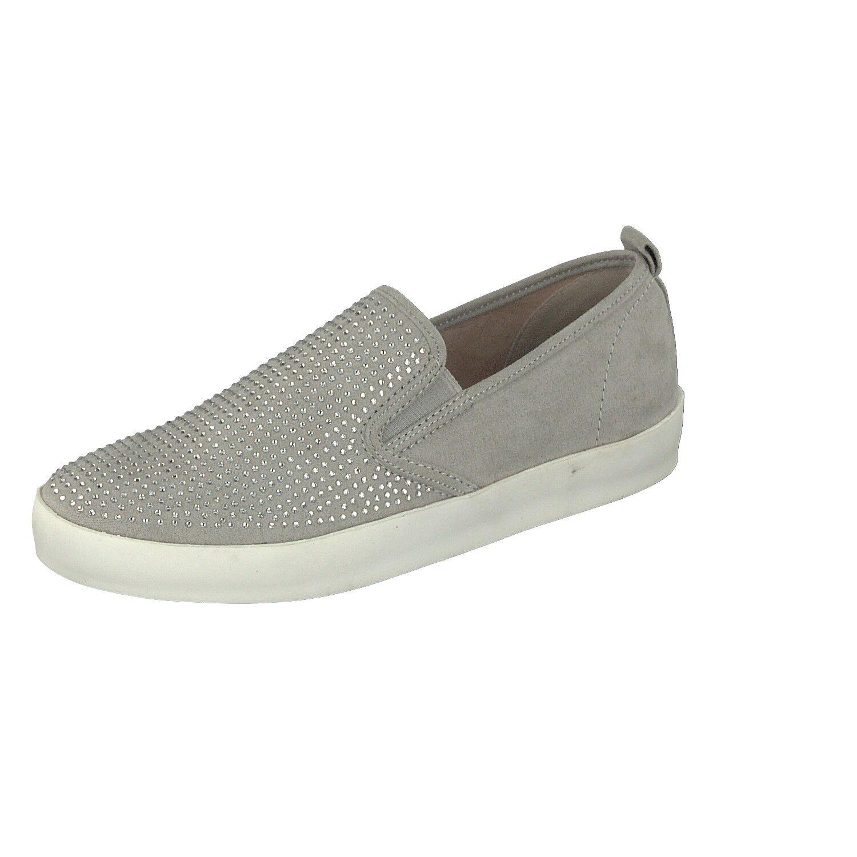 JANE KLAIN Mocassins femme 242-436 Chaussures basses été de loisir loisir loisir paillettes 102cd4