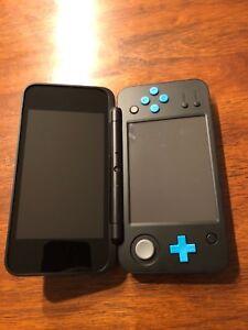 Nintendo 3ds Sd Karte.Details Zu Nintendo New 2 Ds Xl Mit 4 Gb Sd Karte Wlan Kamera