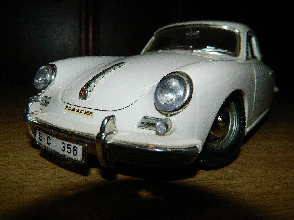 hasta 42% de descuento Porsche 356 modelo 1 18 exposición modelCoche 1961 Bburago Bburago Bburago  venta mundialmente famosa en línea