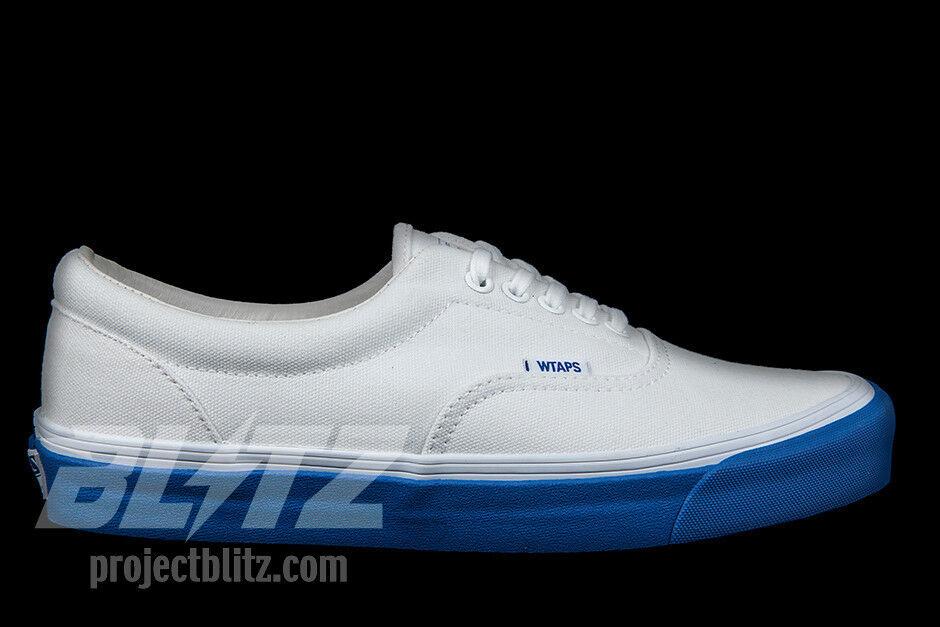 VANS OG ERA LX WHITE WTAPS WHITE LX BLUE Sizes 4.5-13 w-taps double taps w)taps 9308b6