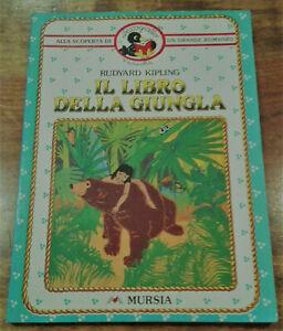 IL-LIBRO-DELLA-GIUNGLA-Kipling-Beccogiallo-Scuola-Didattica-6-rist-MURSIA-1994