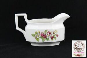 Salsera Porcelana ENOCH WEDGWOOD Tunstall Ltd INGLATERRA  Raspberry Shabbychic