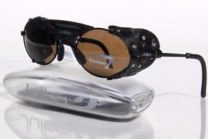 Glacier 3 Black Spectron Glasses Micropore Noir Julbo Sunglasses Matte DétailsNew XiuTkZOP