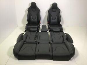 Sedili-Interni-IN-Pelle-Audi-RS4-Avant-8K-B8
