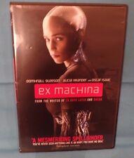 EX MACHINA, DVD, NO DIGITAL CODE, (Loc: org-g)