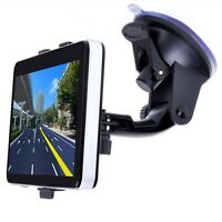 "New 5"" 4GB HD Screen Car GPS Navigation Navigator SAT NAV Free UK EU Maps Update"