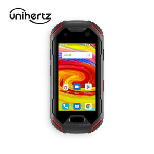 4e7685cb03bb0 Unihertz Atom Super Mini 4G Rugged Smart Phone Android 8.1 Oreo ...
