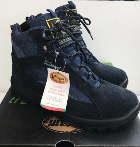 Navy Rrp 42 52 Ry Boots Keseick Size Grisport EH6gwq