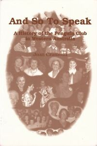 PENGUIN-CLUB-in-WESTERN-AUSTRALIA-history-public-speaking