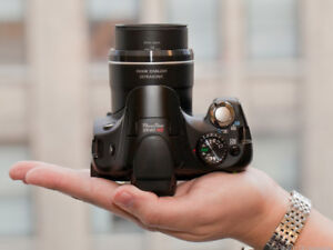 canon powershot sx40 hs 12 1mp digital camera black w 35x wide angle