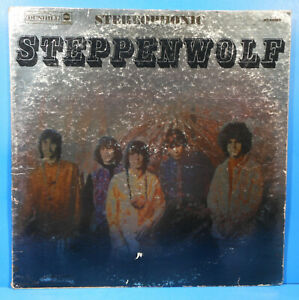 STEPPENWOLF-SELF-VINYL-LP-1968-RE-039-69-034-BORN-TO-BE-WILD-034-PLAYS-GREAT-VG-VG-A
