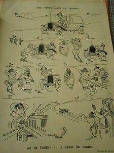 Une-panne-dans-le-desert-ou-l-039-utilite-de-la-danse-du-ventre-Humour-print-1932