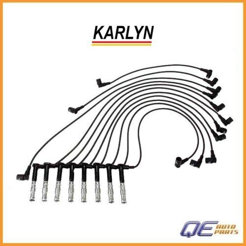Spark Plug Wire Set Karlyn 1191500019 Fits Mercedes W140 E420 E500 400E 400SE