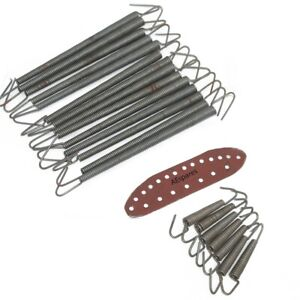 New-Lycett-Type-Front-Saddle-Under-Seat-Replacement-Plate-21-Springs