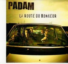 (DN875) Padam, La Route du Bonheur - 2008 DJ CD