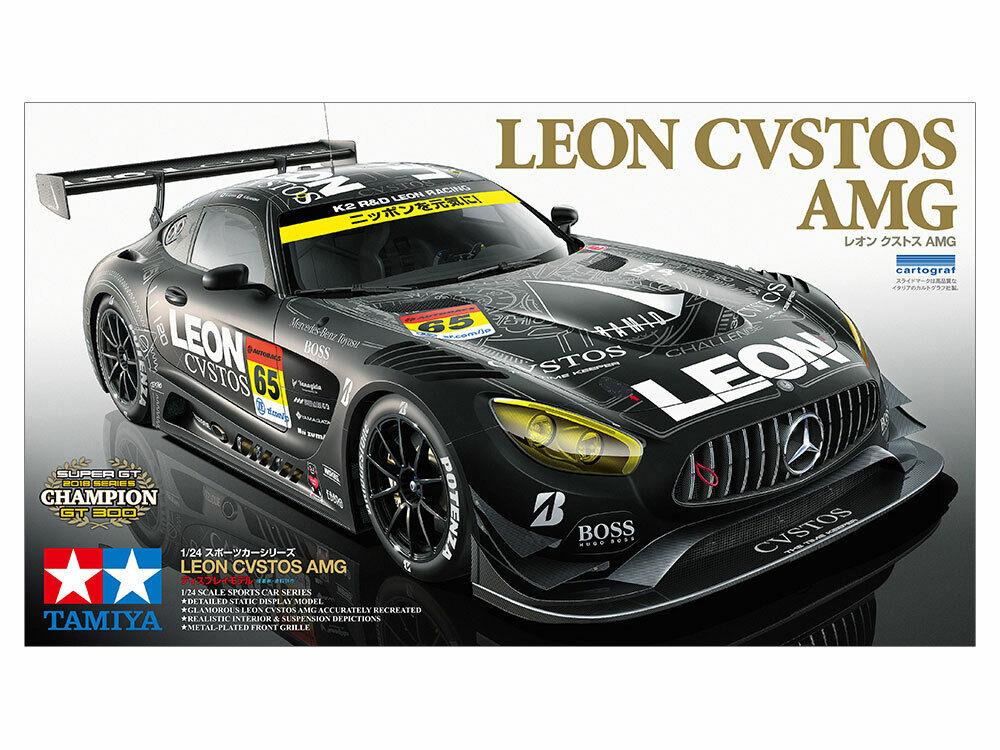 Tamiya 1 24 Mercedes GT3 Leon Cvstos AMG Edizione Limitata  24350