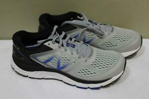 New-Balance-Men-039-s-10-5-M840GB4-Running-Course-Shoe-Grey-Black