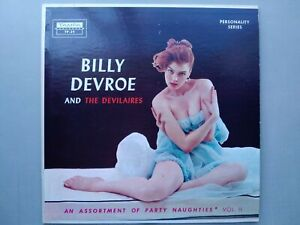 Billy Devroe & the Devilaires - An Assortment of Party